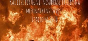 Izaijo 43:2 LTB