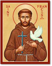 Šv. Pranciškaus (Taikos) malda